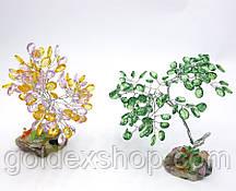 Дерево с кристаллами (19 см)