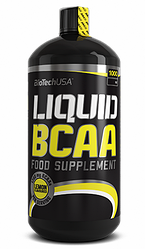 BioTech USA Liquid BCAA 1000ml