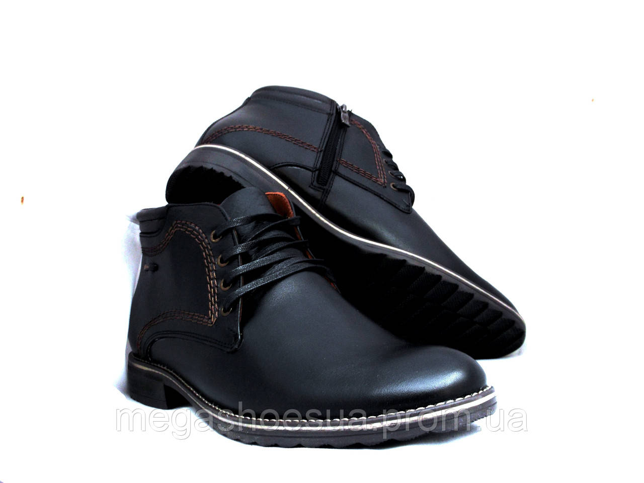 Купить Ботинки мужские YDG Bellini натуральная кожа качественные в ... c12383e750d