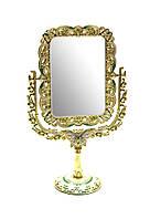 Зеркальце косметическое настольное (31,5х18х9 см)