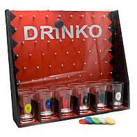 """Игра с рюмками """"Drinko"""" (30х27,5х9 см), фото 1"""
