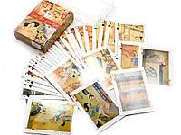 "Карты игральные ""Erotic art of East"" (10х7,5х2,5 см)"