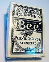 "Карты игральные ""Bee"" (9х6,5х1,8 см)"
