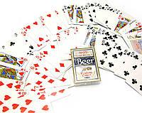 """Карты игральные (737) """"Beer"""" (9х6х1,8 см)"""