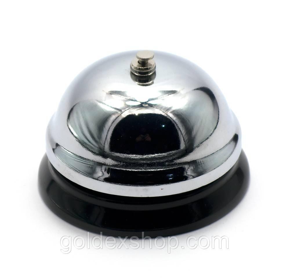 Звонок настольный на ресепшн (d-6,h-4 см)