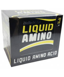 BioTech USA Liquid Amino ampule 20x25ml