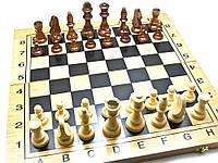Нарды+шахматы+шашки из бамбука (49х49х2,5 см)