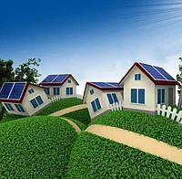 Как не дорого и эффективно сделать солнечное электроснабжение дачного дома