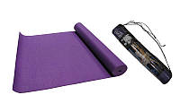 Коврик для фитнеса Yoga mat PVC