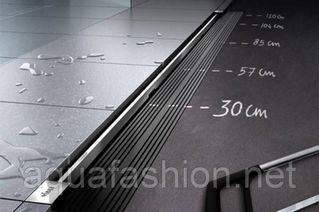 Душевые каналы для монтажа в полу в уровень плитки