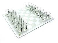 Шахматы с рюмками (35х35 см)