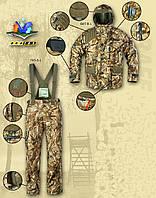 Демисезонный охотничий костюм L (лиственный лес)