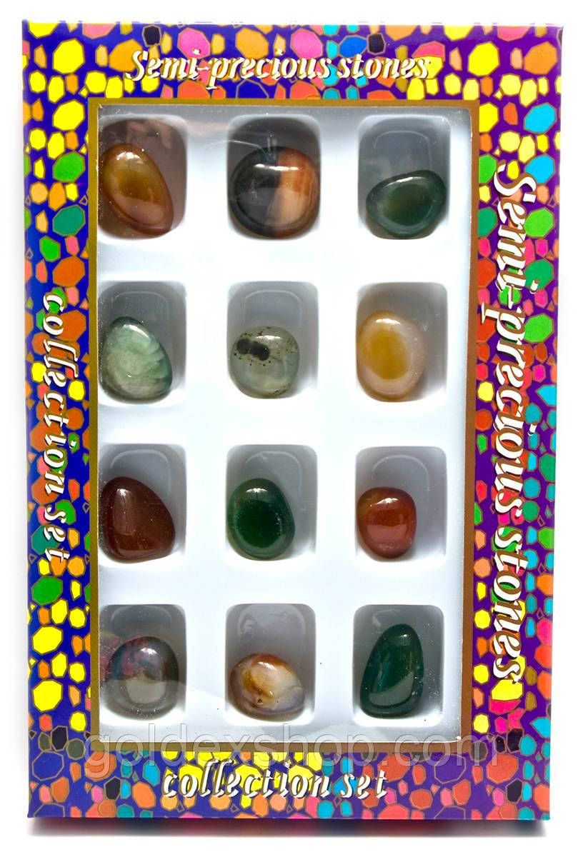 Камни набор (н-р/12шт) (26,5х17,5х2,5 см)