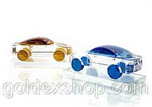 Автомобиль хрустальный (для арома масла) (10,5х5х4,5 см)