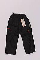 Синтепоновые брюки для мальчиков от 2 лет