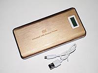 Внешний аккумулятор Power Bank Mi 28800 mah LCD 3 USB. Портативная зарядка. Отличное качество. Код: КДН823