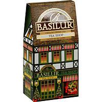 Зеленый чай Basilur Чайный магазин, Особенная коллекция, 100г