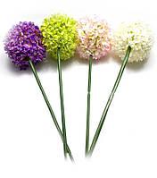 """Цветок искусственный """"Аллиум"""" (75 см)"""