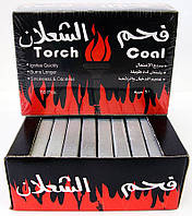 Уголь для кальяна (20 пластин/уп) (13х9,5х5 см)