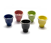 Чашка для кальяна керамическая (d-3,6, h-3,6 см)
