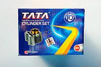 """Цилиндр поршень кольца палец ЦПГ комплект диаметр 43 мм  скутер TB50 65сс 2T """"ТАТА"""""""