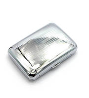 Портсигар металл (9,5х8х2 см)