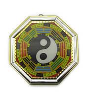 Багуа 3D (12,5х12,5х1,5 см)