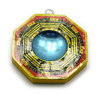 """Зеркало багуа (3"""") (6,5х6,5х0,5 см)"""