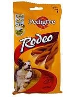 Pedigree Rodeo (Педигри Родео) Мясные косички для собак всех пород 70 г