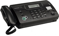Факс Panasonic KX-FT932UA-B Black