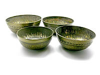 Чаши поющие (н-р 4 шт.) (d-21 см d-19,5 см d-18 см d-16 см)