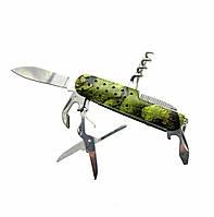 Нож складной с набором инструментов (7 в 1) (9 см)