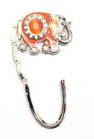 """Сумкодержатель для жіночої сумочки """"Слон-Замок"""" (7,5х5х1,5 см)"""