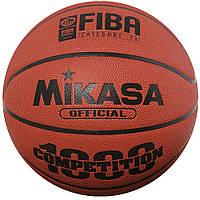Баскетбольный мяч Mikasa BQ1000 (размер 7; 6)