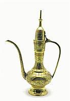 """Кувшин бронзовый (25х16,5х7,5 см) (Aftaba Clr 10"""")"""