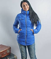 Женская куртка на облегченном синтепоне, фото 1