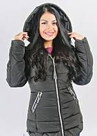 Женская куртка синтепон, фото 1