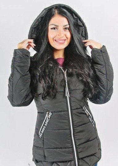 Женская куртка синтепон