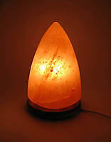 Соляная лампа (SL-17) (19х11,5х11,5 см)  (Гималайская соль)
