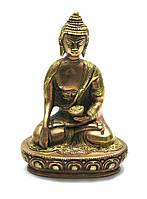Будда бронза (18х12х7,5 см)