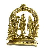 Статуэтка Боги бронза (12,5х10х4,5 см)