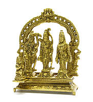 Статуэтка Боги из бронзы бронзы (12,5х10х4,5 см)