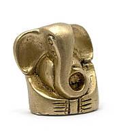 Ганеша бронзовый (3х3х2 см)