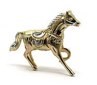 Лошадь алюминий (15х10,5х3,5 см)