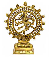 Шива танцующий бронзовый (21х16,5х5,5 см) (1 KG)