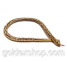 Змея деревянная (70см)