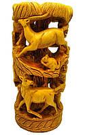 """Фигура деревянная """"Животные"""" (30х14 см)"""