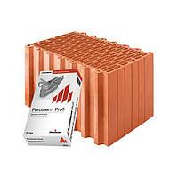 Керамический блок Wienerberger Porotherm 44 Ti Profi 440/250/249