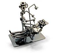 """Техно-арт """"Стоматолог"""" (15х13,5х12 см)"""
