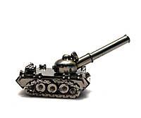 """Техно-арт """"Танк"""" (11х23х8,5 см)"""